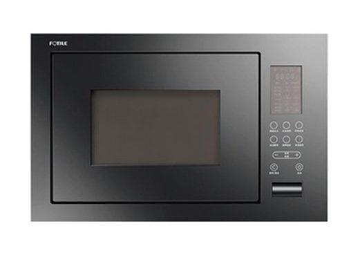 Microwave Oven Fotile untuk macaroni panggang via www.duniamasak.com