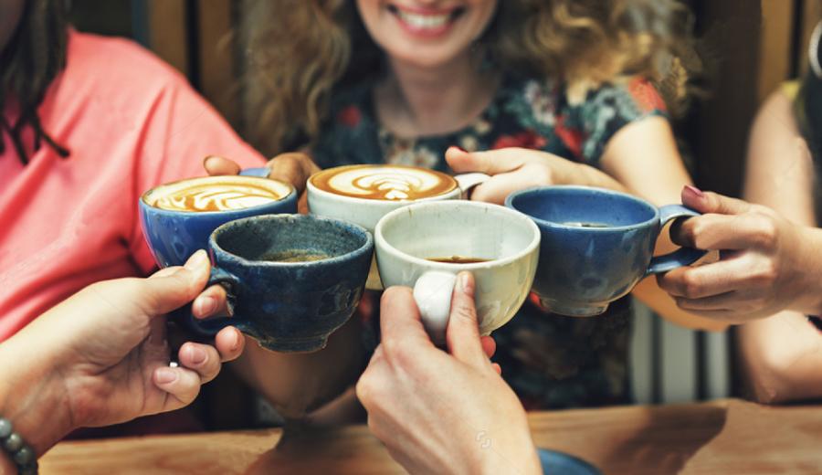 Waktu terbaik untuk minum kopi ala duniamasak via freepik.com
