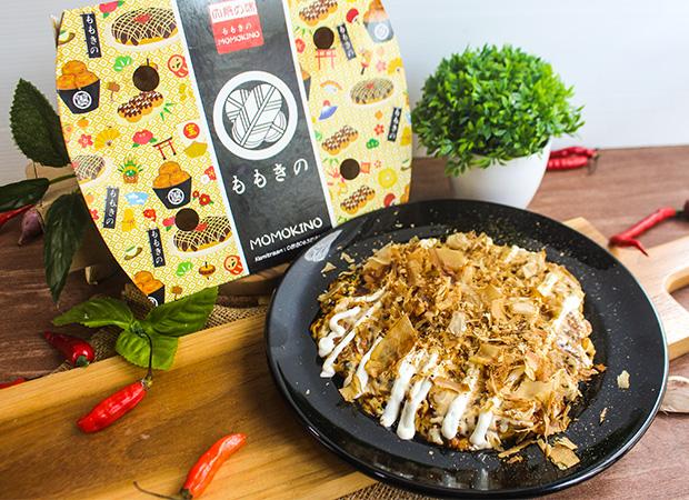Momokino Okonomiyaki dok. duniamasak