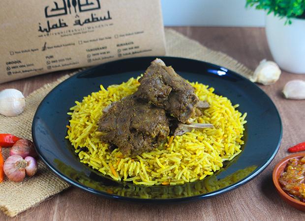 Nasi kebuli kambing dok. duniamasak.com