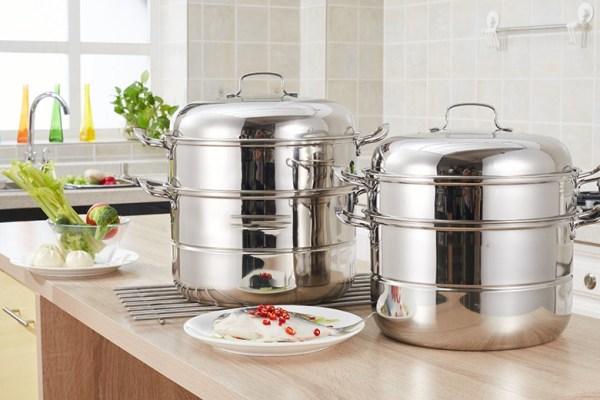Menggunakan Panci Steamer via chohomes.en.made-in-china.com