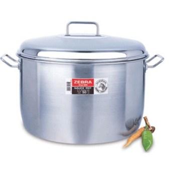 Panci ZEBRA Stock Pot 45cm 260145 beli di duniamasak.com