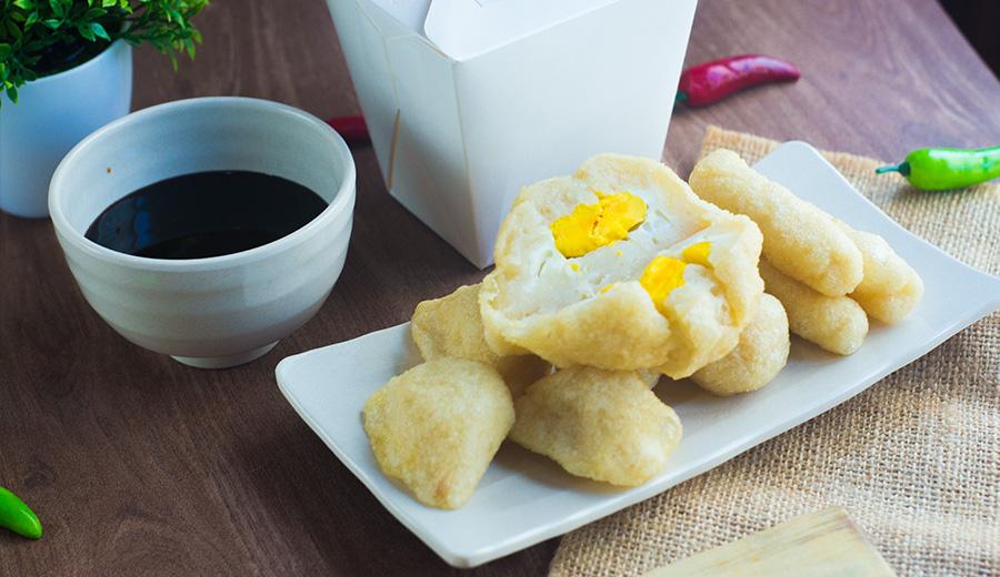 Pempek nyonya avon pilihan perutmu review makanan food blogger dok. duniamasak.com