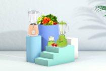 pilihan blender rumah tangga via freepik ala tim duniamasak.com