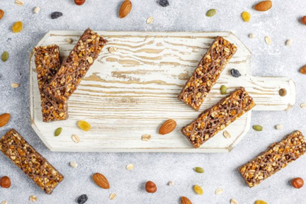 Resep energy bar via freepik ala duniamasak