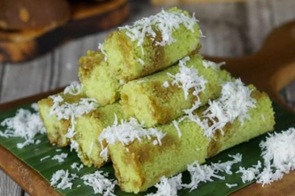 Resep kue putu via kompasiana.com ala tim duniamasak.com
