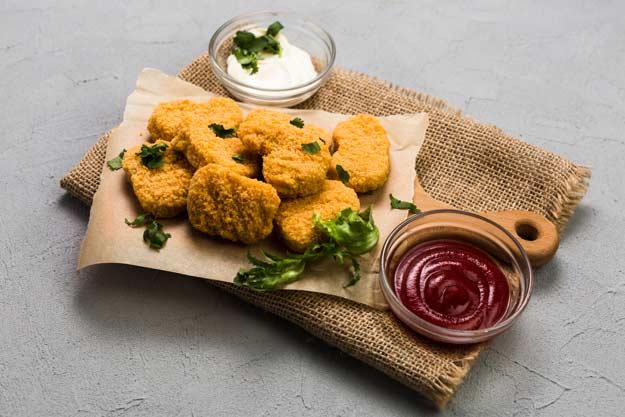 resep nugget jamur via freepik ala tim duniamasak