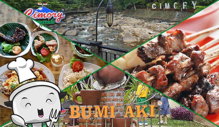 Menjajal Destinasi Kuliner di Puncak via DuniaMasak.com