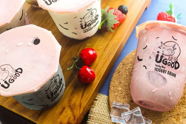Review yoghurt UGOOD jakarta dok. duniamasak
