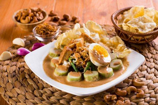Salad Indonesia Gado Gado via tripadvisor ala duniamasak