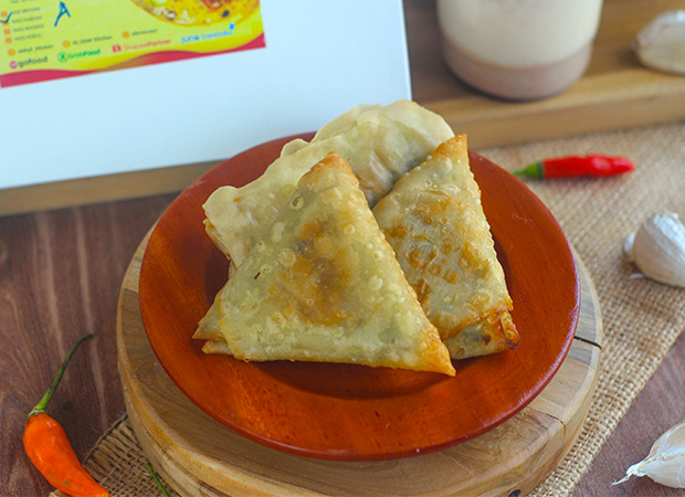 sambosa dan spring-roll dok. duniamasak.com