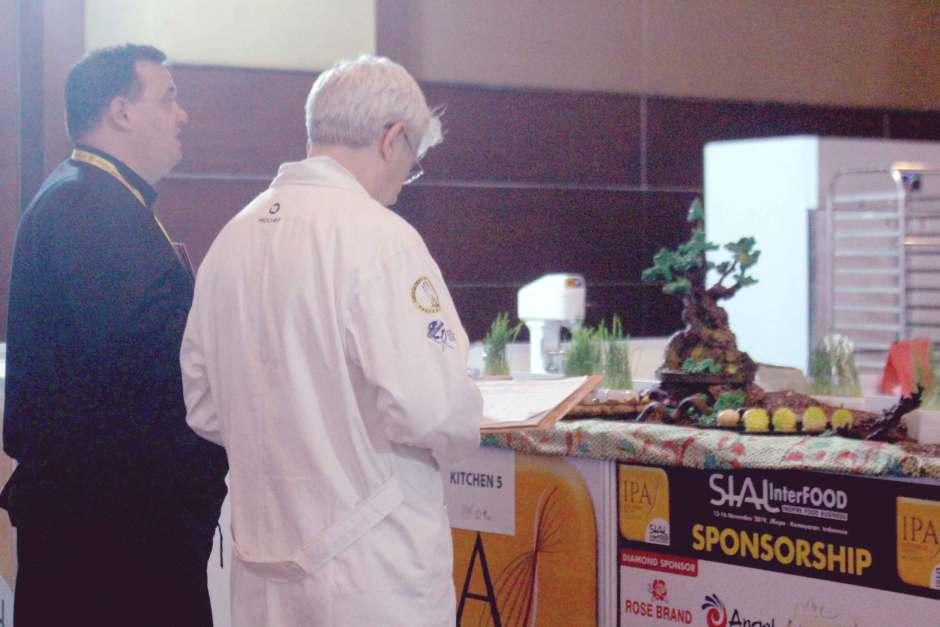 Penjurian Kompetisi dok. duniamasak