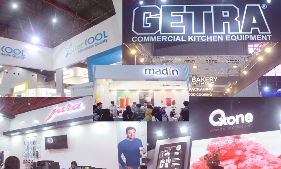 Booth di SIAL Interfood 2019 dok. duniamasak
