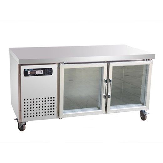 Starcool undercounter chiller stainless steel sllz4 1500l2 via duniamasak