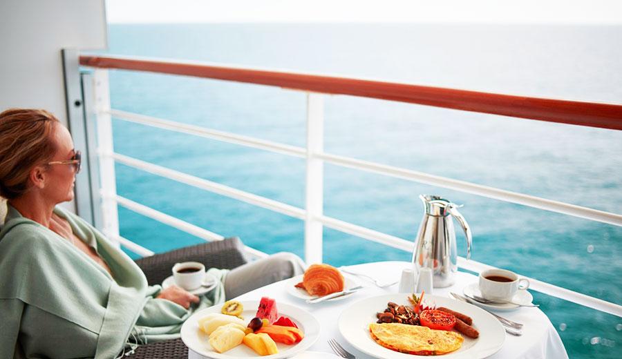 Tips makan di kapal pesiar via mundycruising.co.uk ala tim duniamasak