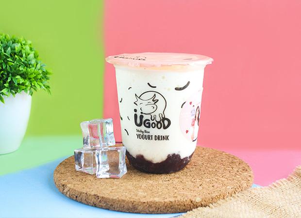 Ugood original to me yoghurt dok. duniamasak