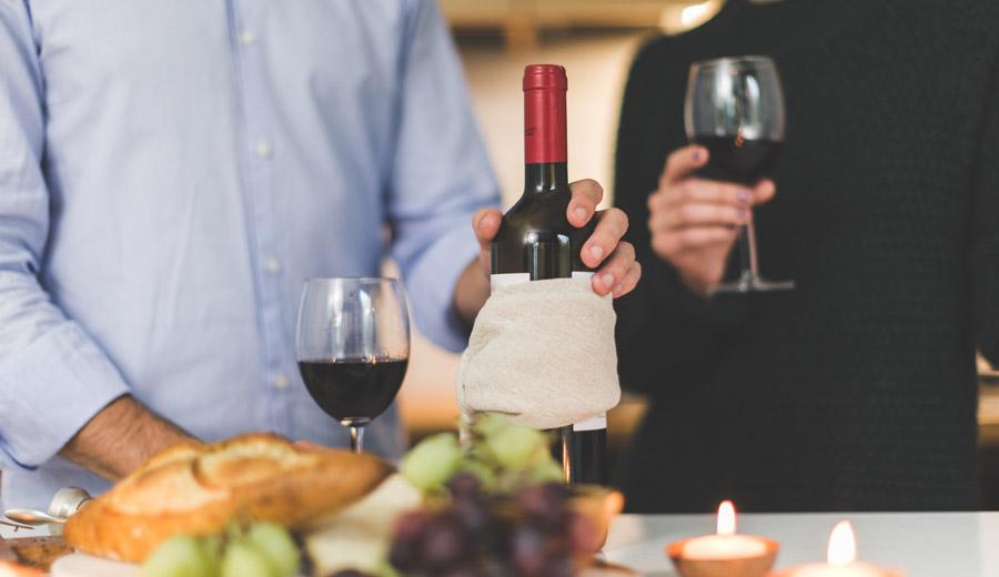 Manfaat Dibalik Minum Wine