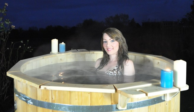 Hot Tubs Dunster House