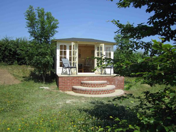 Customer Reviews - Valiant Summerhouse Dunster House