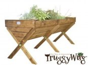 Truggy Wug Raised Beds Dunster House