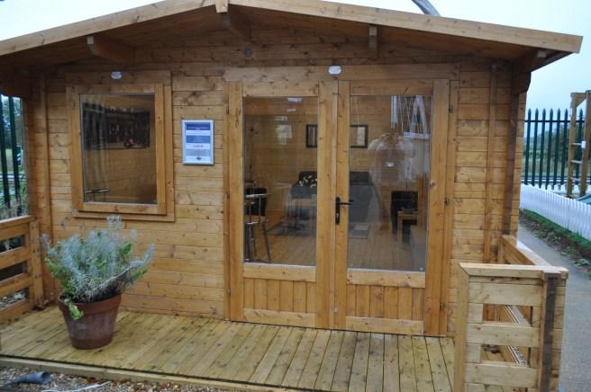 Decorating Inspiration Log Cabin Dunster House