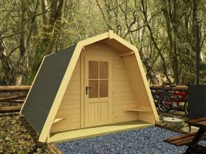 Glamping Cocoons Dunster House