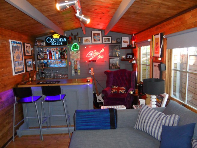 Cases Studies Log Cabin Interior Dunster House