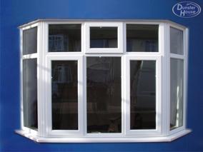 Windows Dunster House