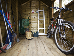 Potting Sheds Dunster House