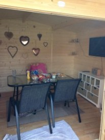 Customer Reviews PremiumPlus Severn Log Cabin Dunster House