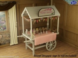 Candy Cart Dunster House