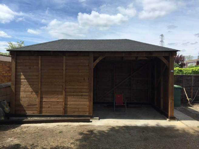 Customer Reviews Hercules Carport Dunster House