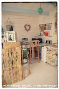 Shed of the year Dunster House