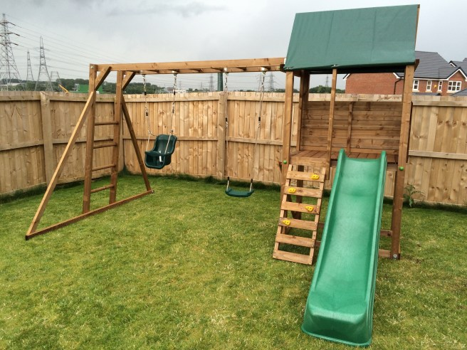 Customer Reviews SquirrelFort Climbing Frame Dunster House