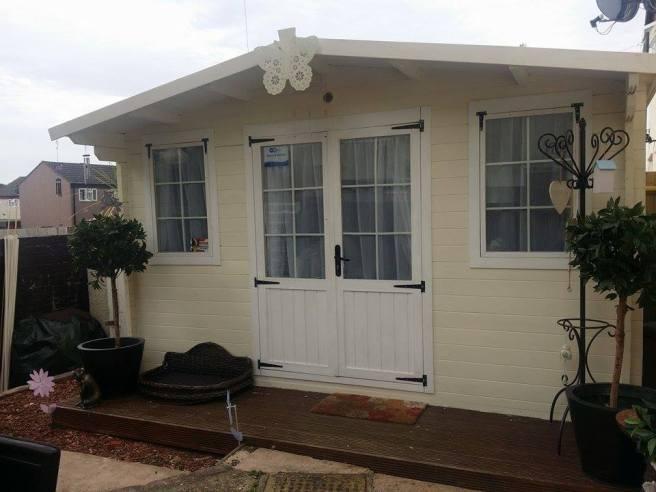 Customer Reviews Premium Severn Log Cabin Dunster House