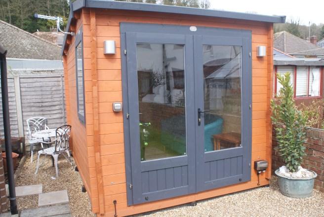 Customer Reviews: Xela Log Cabin Dunster House