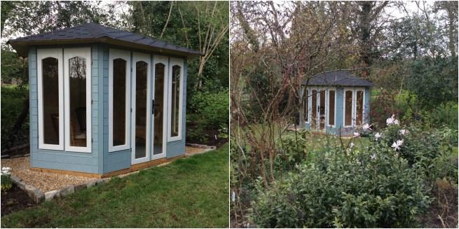 Customer Reviews: Valkyrie Summerhouse Dunster House