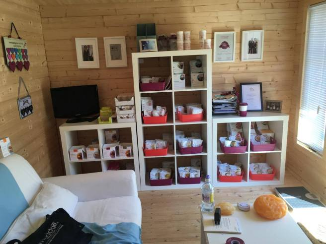 Customer Reviews: Severn Log Cabin Dunster House Interior
