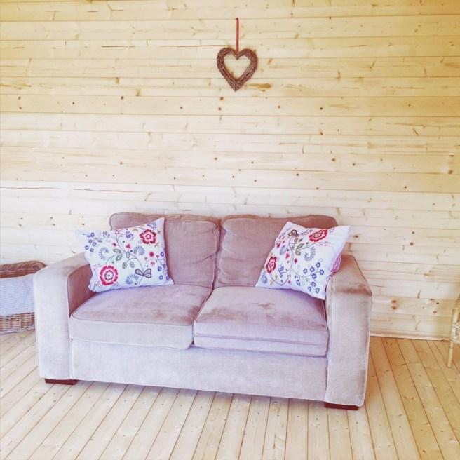 Customer Reviews: PremiumPlus Rhine Sunlight with sofa