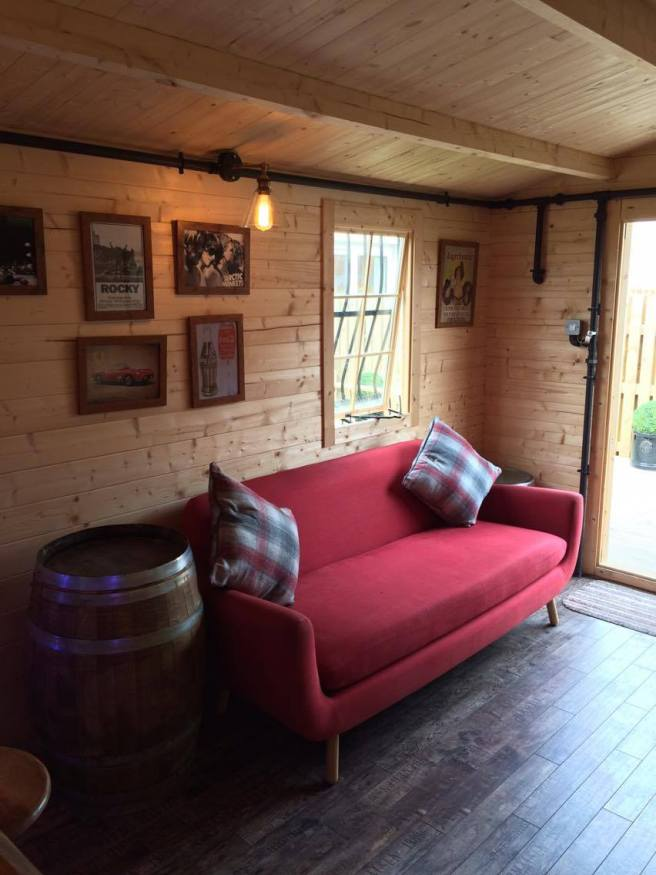 Customer Reviews: Avon Log Cabin Dunster House