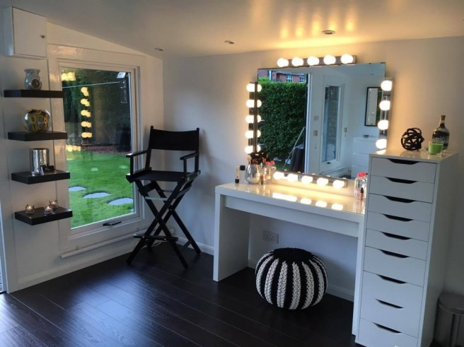 Customer Reviews: Severn Log Cabin from Dunster House designed as a beauty salon