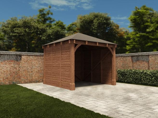 Carport Vs Garage Atlas from Dunster House