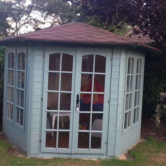 Customer Reviews: Vantage Summerhouse Exterior Design