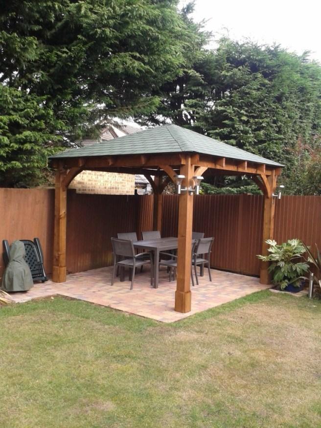 Customer Reviews: Atlas Gazebo with Garden Furniture
