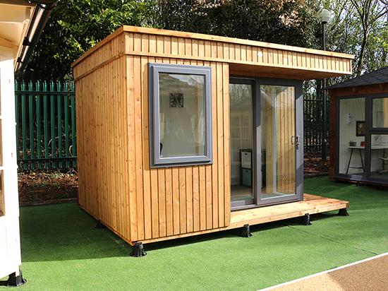 Visit Us - Garden Office