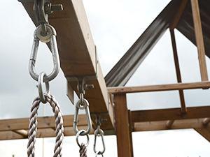 Climbing Frame: Swing Hook