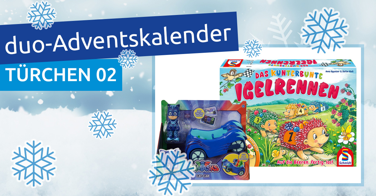 Adventskalender: Türchen 02