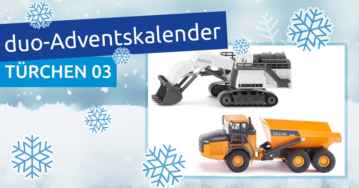 Adventskalender: Türchen 03