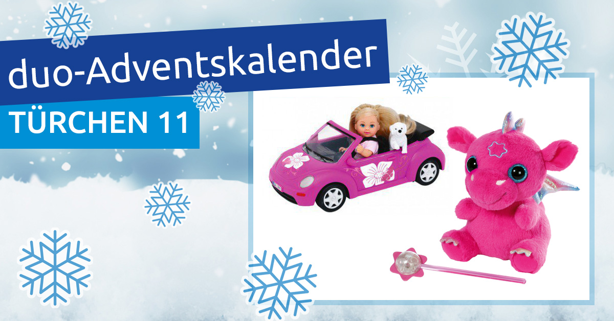 Adventskalender: Türchen 11