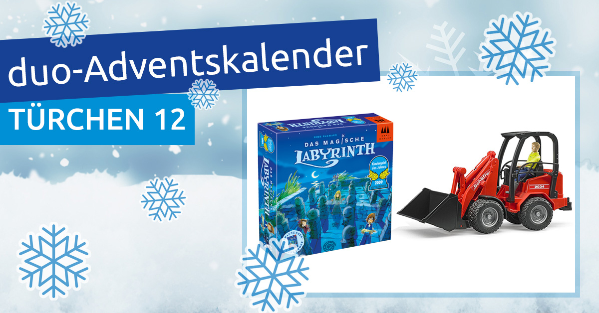 Adventskalender: Türchen 12